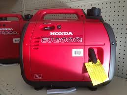 honda eb 4000 generator