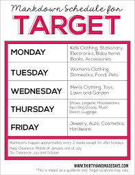 what time does target start black friday best 25 target clearance schedule ideas on pinterest target