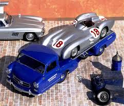 blue mercedes 1954 mercedes benz u0027blue wonder u0027 race transporter