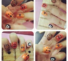 beauty ideas using a black nail polish snapguide
