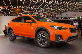 2017 subaru crosstrek green subaru plans for all electric versions of existing model lines