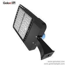 outdoor led photocell lights china supplier factory price photocell sensor 150 watt led shoebox