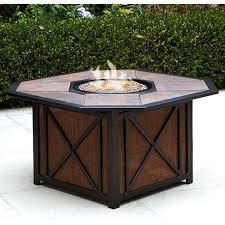 slate fire pit table slate fire pit table s uniflame slate mosaic propane fire pit table