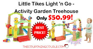 little tikes light n go activity garden treehouse best price little tikes light n go activity garden treehouse