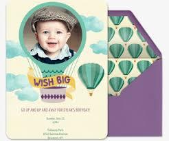 baby u0027s first birthday invitation u0026 party ideas evite