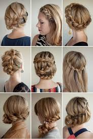 step by step braid short hair 10 easy braids for short hair hairstyle tips different hairstyles
