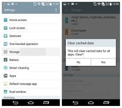android how to clear cache how to clear the cache on the lg g3 androidpit