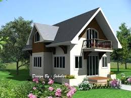 simple small house design cool and opulent 1 small house with attic