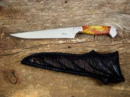 obsidian kitchen knives fine gemstone knife handles by jay fisher