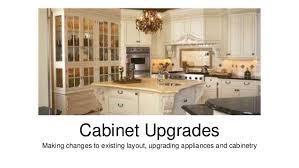Kitchen Cabinet Upgrades by Cabinet Training Presentation