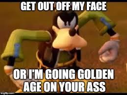 Goofy Face Meme - angry goofy imgflip