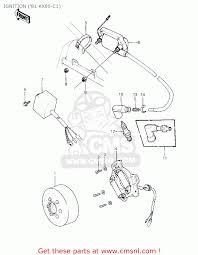 kawasaki kx80 wiring diagram kawasaki wiring diagrams instruction