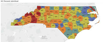 Ncsu Map Wnc Students Among Tops In Admission Rate To N C State Carolina