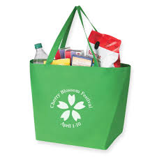 custom promotional tote bags cotton nylon canvas non woven