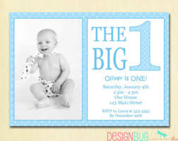 first birthday baby boy invitation diy photo printable