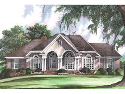 gallatin country french home plan 019d 0013 house plans and more