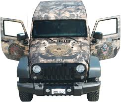 jeep vinyl wrap wrapping a wrangler big picture wide format printing