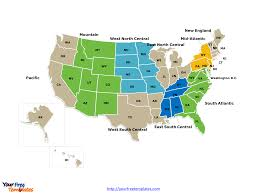 United States Political Map by Free Usa Region Powerpoint Map Free Powerpoint Templates
