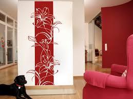 wandgestaltung rot de pumpink wandfarbe grau rot