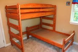 Bunk Bed Concepts Paul Bunyan Bunk Bed Concepts