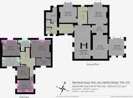 4 bedroom detached house for sale in beechwood house moor lane