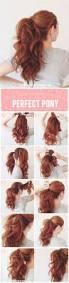 25 unique perfect ponytail ideas on pinterest ponytail tutorial