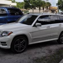 mercedes glk350 mercedes glk350 audio upgrade thrills newberry client