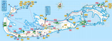 Travel Map Of Usa by Where Is Bermuda Bermuda Location In World Map Usa Canada Time