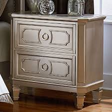 Silver Nightstands Nightstands Awesome Modern Silver Nightstands Design Silver