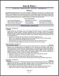 resume sample paralegal resume sample free paralegal resume