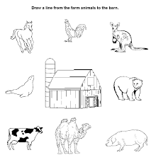 animals printables worksheets if they have done number colour and