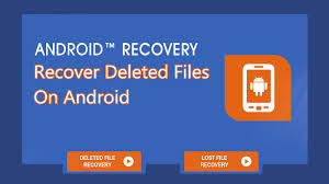 undelete photos android to recover deleted files on android