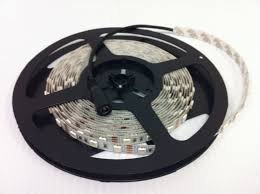 Led Strip Light Power Consumption by 16 4ft Rgb Color Changing Flexible Led Strip Lights 5050 Smd Led