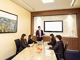 serviced offices psa building servcorp
