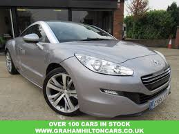 peugeot convertible rcz used peugeot cars for sale in hitchin hertfordshire