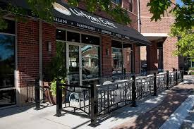 urban eatz restaurant morgan design llc architecture interiors