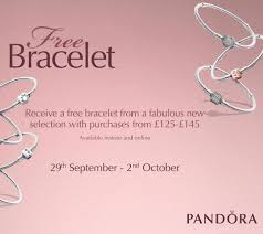 free bracelet images Pandora uk bracelet promo 2016 starts today mora pandora jpg
