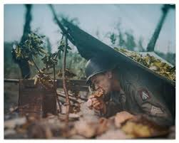 gi thanksgiving on the frontline ww2 colourised by me 1022px x