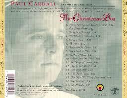 the christmas box the christmas box paul cardall songs reviews credits allmusic