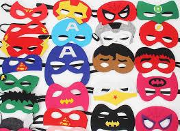 masks for kids party pack 25 masks felt mask masks for kids kids