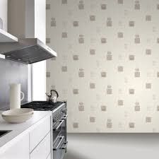 Retro Kitchen Wall Tiles Kitchen Ideas Retro Kitchen Wallpaper Vinyl Wallpaper Bathroom