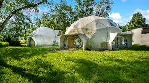geodesic dome house detroit dome house curbed detroit