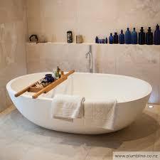 Stone Baths by Haven 1800 Stone Freestanding Bath Apaiser Baths Bathroom
