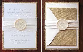 burlap wedding invitations burlap wedding invitation blue magpie invitations