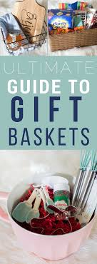 awesome gift baskets gift basket ideas the ultimate gift basket guide