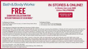 bathand body works coupons hair coloring coupons