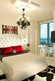 Bedroom Chandelier Lighting Bedroom Inspiring Bedroom Interior Design With Chandelier
