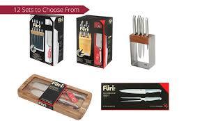 furi pro knife set groupon goods