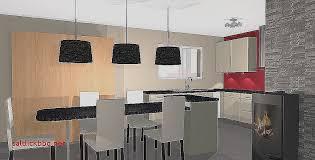 d馗oration cuisine ouverte meuble separation salon salle a manger pour decoration cuisine