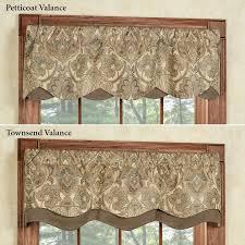 Kitchen Curtain Patterns Inspiration Kitchen Valance Curtains Curtains Ideas